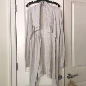 Gap slouchy Long sweater XS